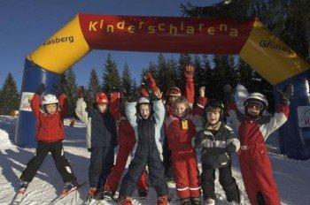 Kinderschiarena auf 1.271 Meter Seehöhe
