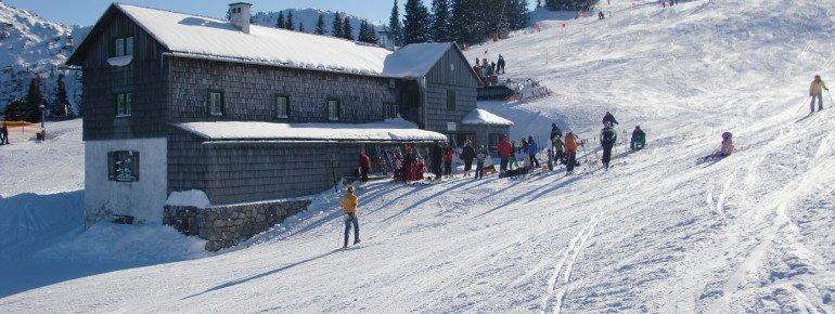 Die Sepp Huber Hütte