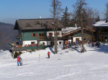 Das Hochberghaus am Kasberg