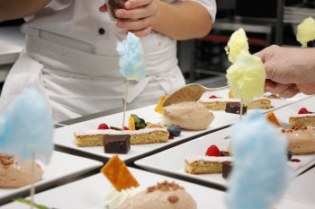 In den drei Hotels Kerenzerberg, Lihn und Römerturm kommt auch das Kulinarische nicht zu kurz