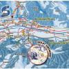 Auch der Skilift Lärchenhof ist nicht weit vom Skigebiet Kirchdorf entfernt.