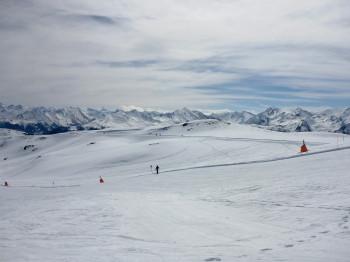 Kitzbühel begeistert mit seinem Bergpanorama
