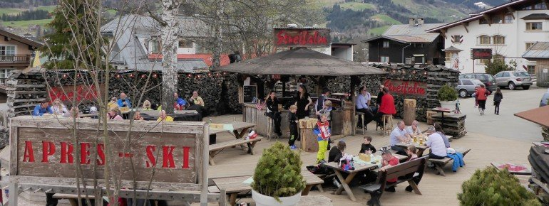 Die Streifalm ist ein beliebter Treffpunkt im Tal