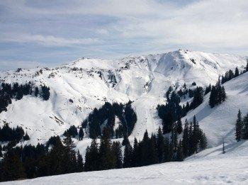 0,30 Euro zahlen Wintersportler in Kitzbühel pro Pistenkilometer