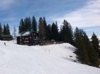 Das Sonnbühel zählt zu den bekanntesten Bergrestaurants in Kitzbühel