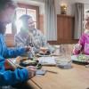 Bodenständig und typisch österreichisch ist die Küche im Restaurant Gletschermühle.