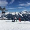 Skifahrer erwartet ein traumhaftes Panorama.