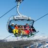 Das Skigebiet eignet sich für die ganze Familie.