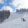 Das Skigebiet Kope in Ostslowenien bietet acht Pistenkilometer, die hauptsächlich zur leichten bis mittelschweren Kategorie gehören.