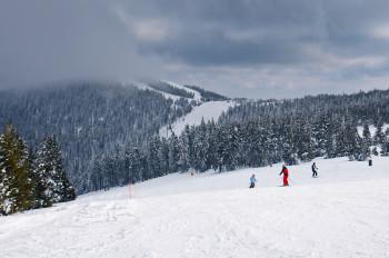 Das Skigebiet Kope befindet sich unweit der österreichischen Grenze im Pohorje-Gebirge.