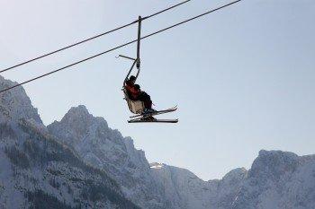Insgesamt befördern 22 Lifte im Skigebiet Kranjska Gora die Wintersportler. Die Mehrheit davon sind Schlepplifte.
