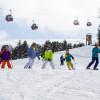 Der Kreischberg ist ein vielseitiges Skigebiet für die ganze Familie.