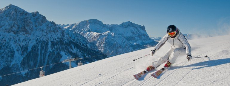 Perfekte Pisten und einmalige Dolomitenblicke erwarten dich am Kronplatz.