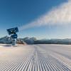500 Schneeerzeuger sorgen für optimale Pisten