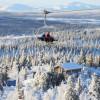 Idylle pur erwartet die Wintersportler hier in Kvitfjell.