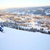 In Kvitfjell fanden schon Olympische Spiele statt
