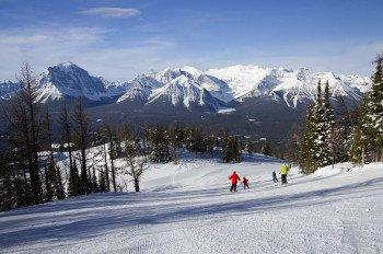 Im Skigebiet gibt es an fast jedem Lift Pisten für jeden Schwierigkeitsgrad.