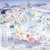Pistenplan Skigebiet Lake Songhua Resort