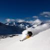 Das Skigebiet eignet sich sowohl für Anfänger als auch für Könner.