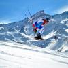 Das Skigebiet bietet Pisten unterschiedlicher Schwierigkeitsgrade.
