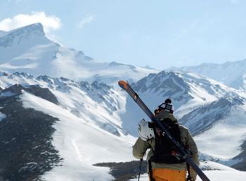 Das Wintersportgebiet liegt auf einer Höhe von 2.200 bis 3.430 Meter.