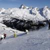 Mit dem Angebot Ski coucher de Soleil erlebst du den Sonnenuntergang auf der Piste.