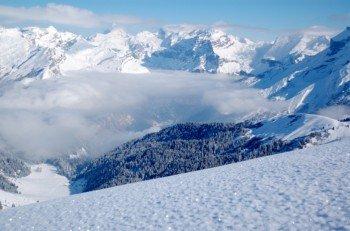 Grand Massif liegt in der Region Hochsavoyen.