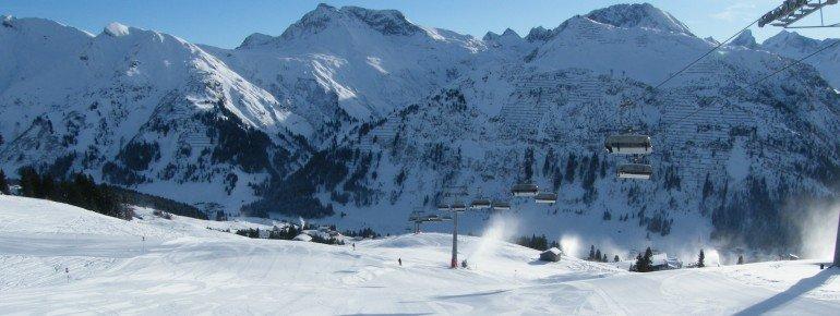 So sollte Skifahren sein