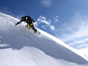Les deux Alpes gehört zu den fünf schneesichersten Skigebieten in Frankreich