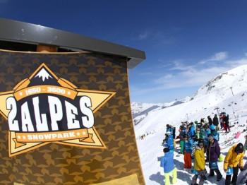 Das Skigebiet erstreckt sich auf bis zu 3600 Meter Seehöhe