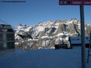 Die Bergstation an der Rinderhütte!