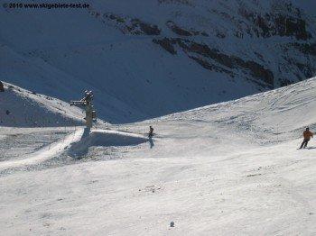 Einstieg Rinderhütte-Schlepplift!