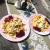 Die Einkehrhütten in Leutasch bieten traditionelle Tiroler Kost