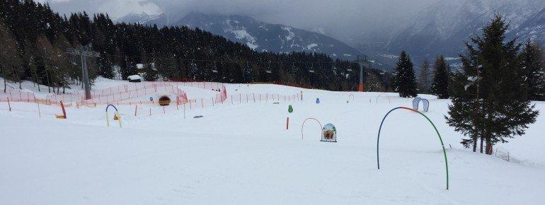 Das Kinderland im Skigebiet Zettersfeld
