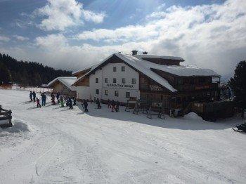 Alpengasthof Bidner in Zettersfeld
