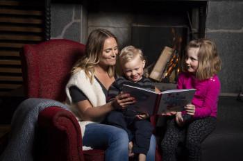 Familienurlaub in Lindvallen