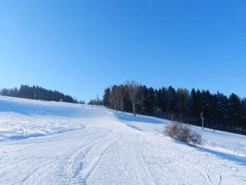 Skihang Lößnitz