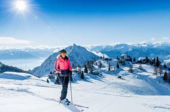 Skifahren in Maurach am Rofan