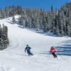 Skifahren am Rofan