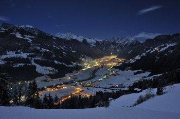 Auch Nachts ist so einiges los im Zillertal.