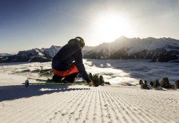 Frisch präparierte Pisten und strahlender Sonnenschein, was wünscht man sich mehr für seinen Skitag?