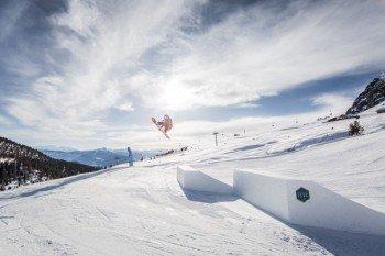 New! Snowpark Meran 2000