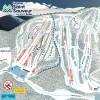 Pistenplan Mont Saint Sauveur