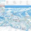 Pistenplan Mont Sainte Anne