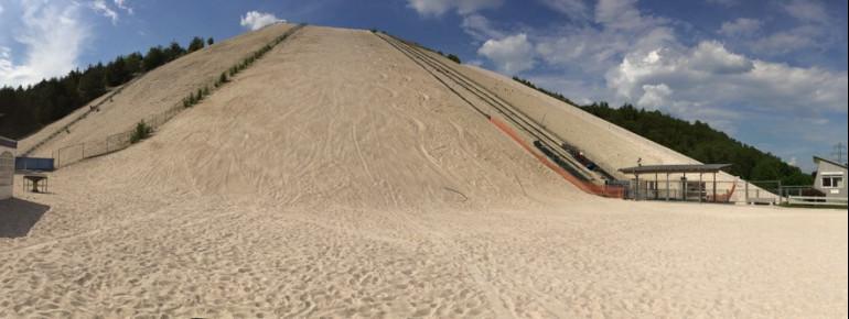 Pistenplan Monte Kaolino