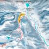 Pistenplan Monterosa Ski: Gressoney St. Jean