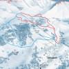 Pistenplan Monterosa Ski: Antagnod