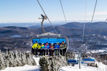 Seit 2019 ist der Mount Snow Teil der Vail Resorts.