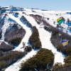 Mit über 80 Pistenkilometern ist Mt Buller das größte Skigebiet in Victoria.