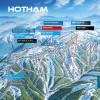Pistenplan Mt. Hotham